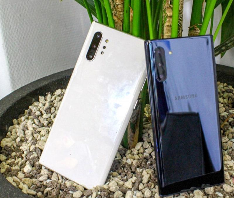 Camera sau của Galaxy Note 10 sở hữu nhiều tính năng độc đáo.