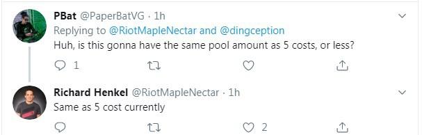 RiotMaple retweet lại bài đăng về Lux Thập Đại Nguyên Tố