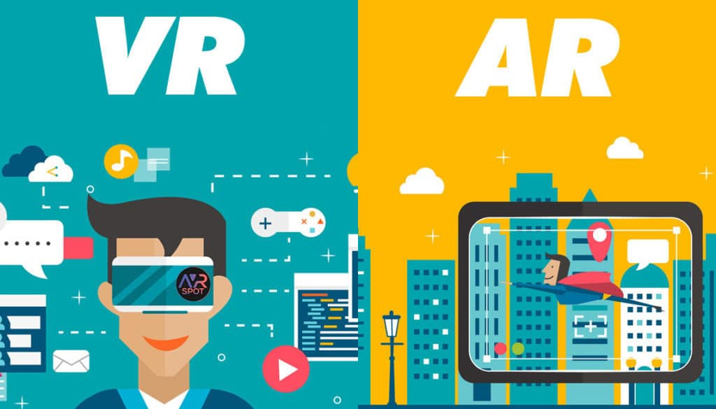 Xu hướng Marketing 2020 - VR AR