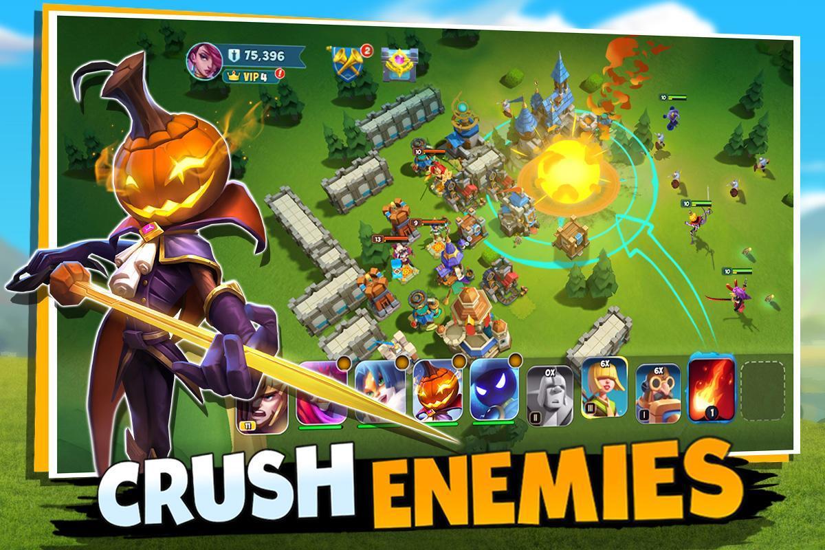 Castle Clash: New Dawn - Cơn sốt không kém gì Castle Clash