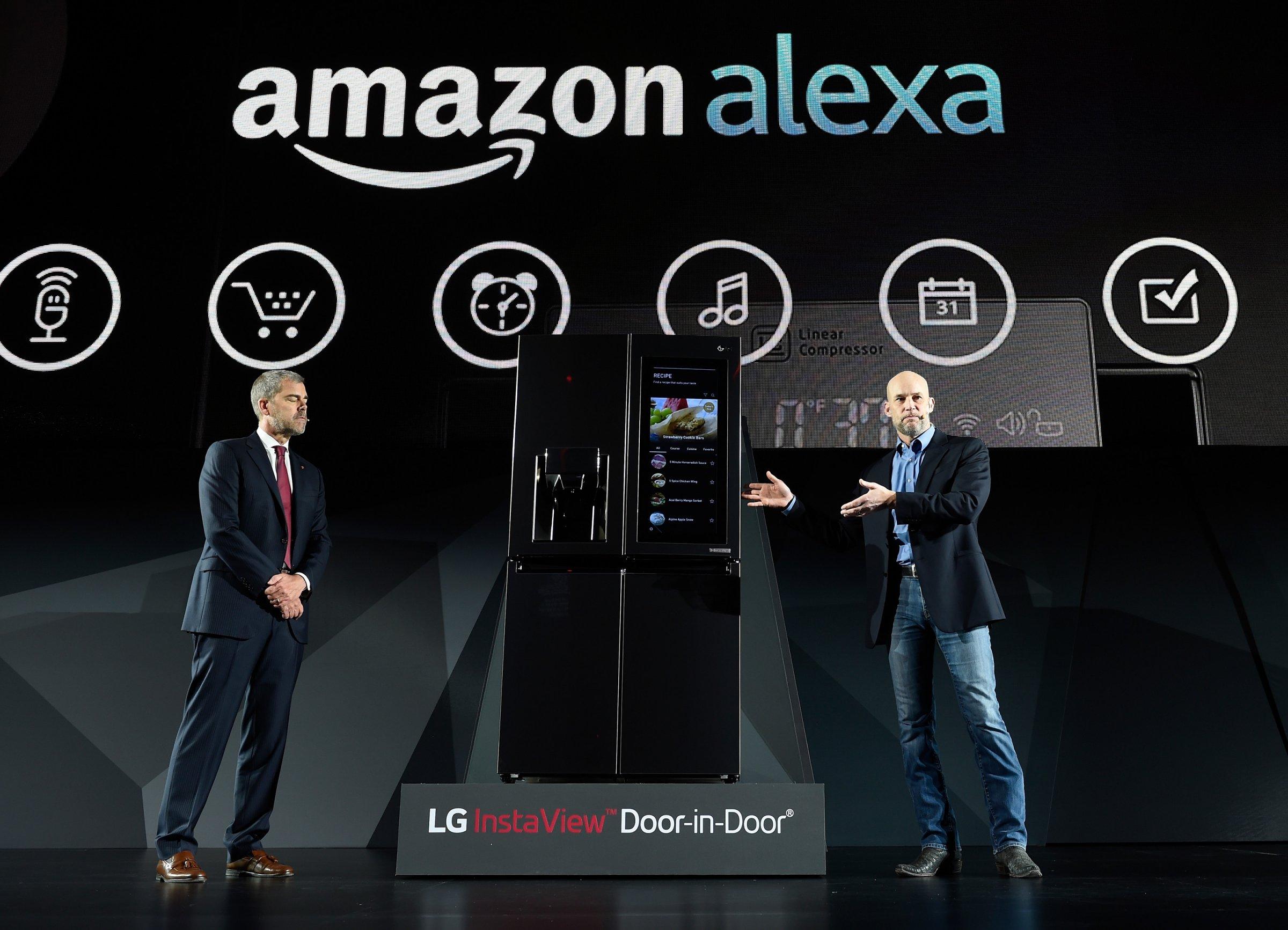 Tính năng mới của Alexa
