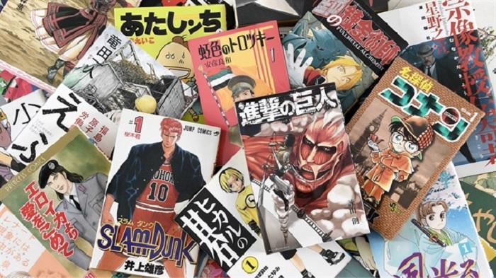 Nhật mạnh tay với nạn vi phạm bản quyền truyện tranh