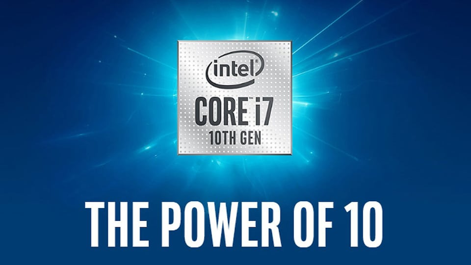 Sự khác nhau giữa 2 vi xử lý Intel Gen 10th: Ice Lake và Comet Lake