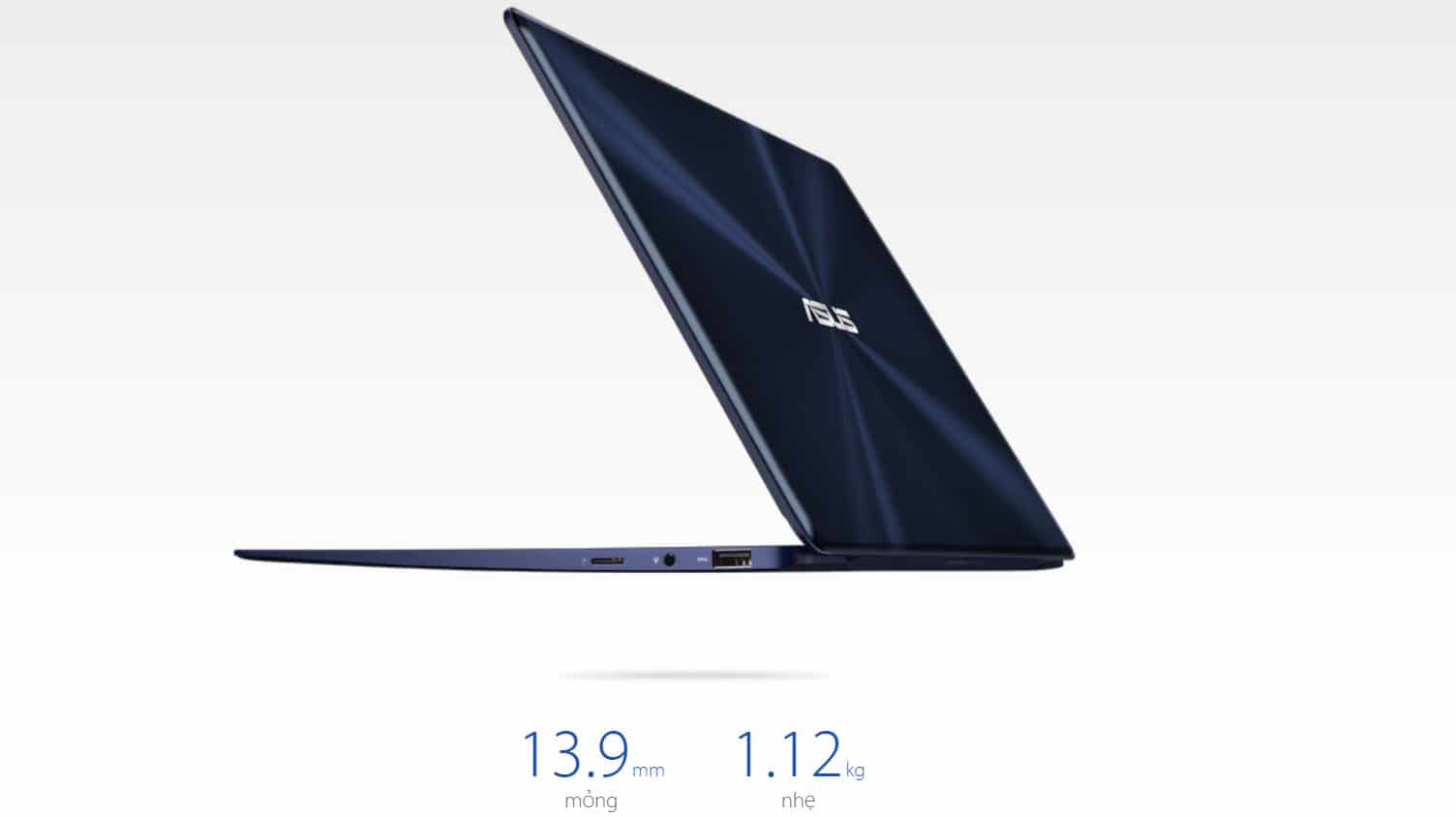 ASUS ZenBook 13 UX331UN – Mỏng nhẹ, tinh tế, sang trọng - 278852