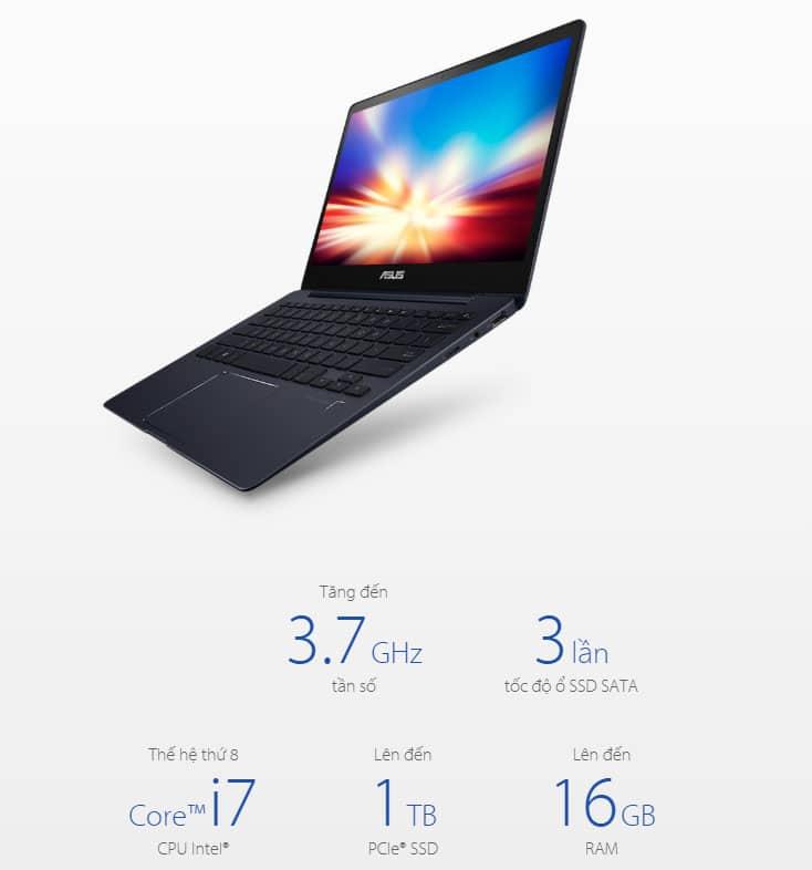 ASUS ZenBook 13 UX331UN – Mỏng nhẹ, tinh tế, sang trọng - 278856