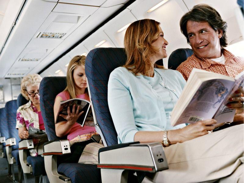 Hiện tượng ngồi máy bay