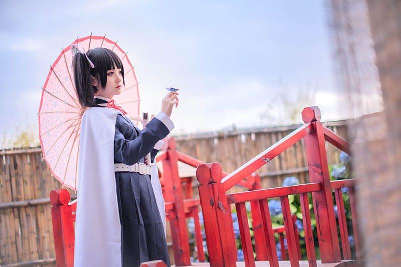 cosplay Tsuyuri Kanao