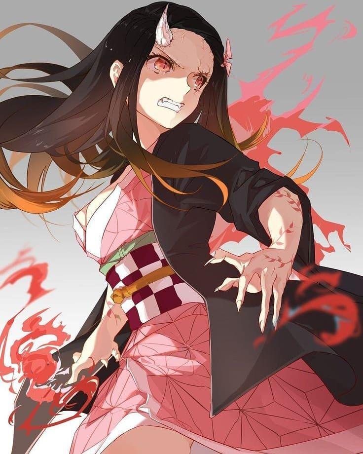 Nezuko chuyển hóa