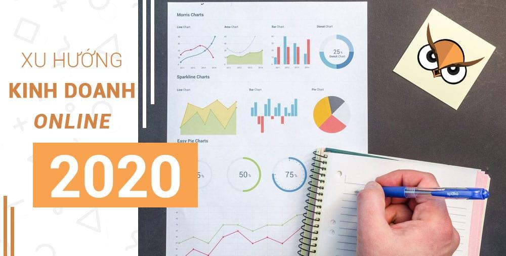 Xu hướng kinh doanh online 2020