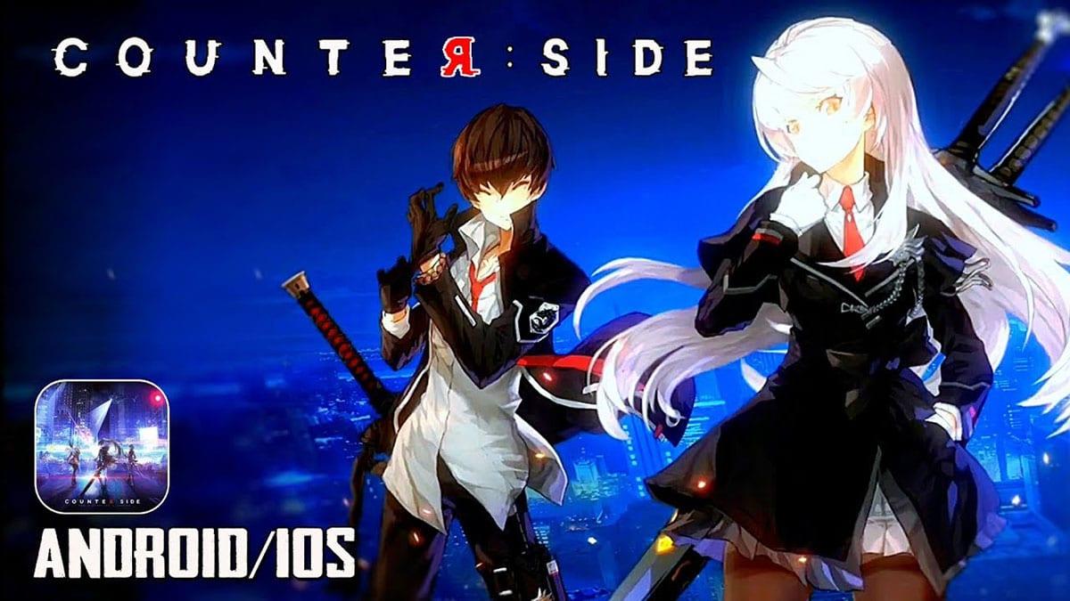 Counter: Side – game thẻ tướng đậm chất anime được Nexon mở trang chủ đăng ký