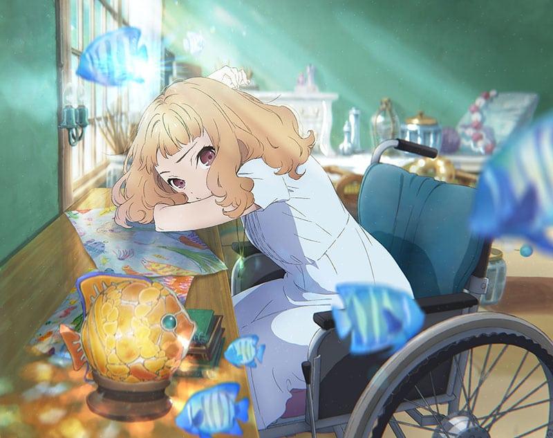 Anime movie Josee to Tora to Sakana-tachi