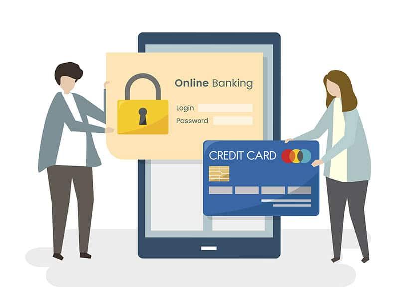 Không được lưu lại tên đăng nhập và mật khẩu trên các trình duyệt web