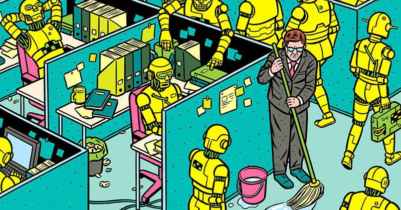 """""""Rise of the Robots"""" là một tương lai được lo sợ từ lâu trong các phim viễn tưởng, tiểu thuyết, nhưng giờ đang có tiềm năng trở thành sự thật"""