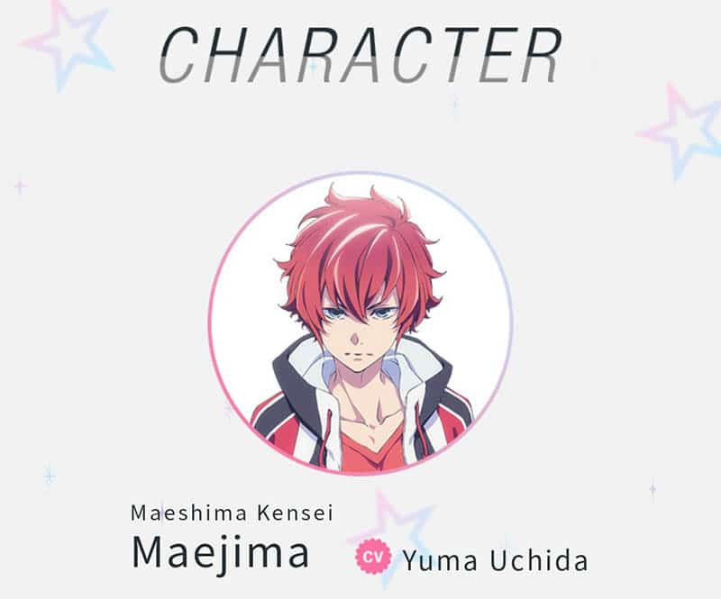 Kensei Maeshima: Yuuma Uchida