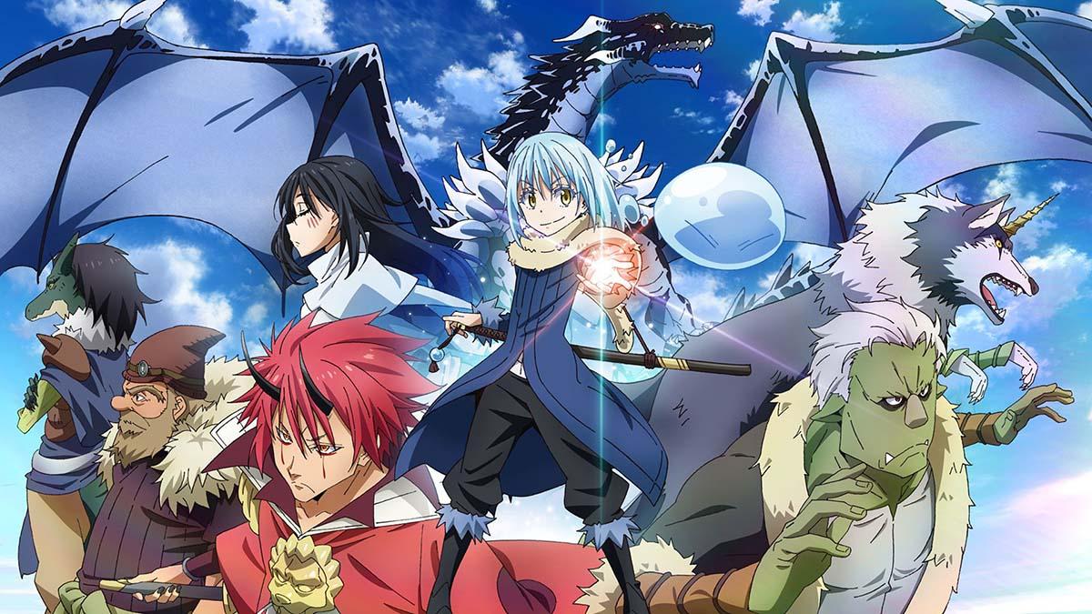"""Vượt mặt """"Đại Gia"""", Tensei shitara Slime Datta Ken trở thành bộ Light Novel bán chạy nhất năm 2019 ở Nhật Bản"""