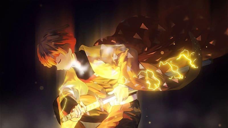 Sức mạnh của Zenitsu