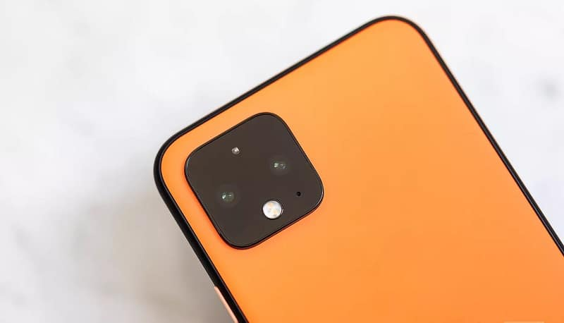 Camera Google Pixel 4 XL