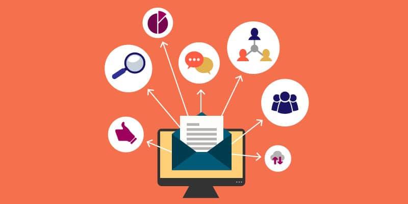 Email tăng cường sự tương tác