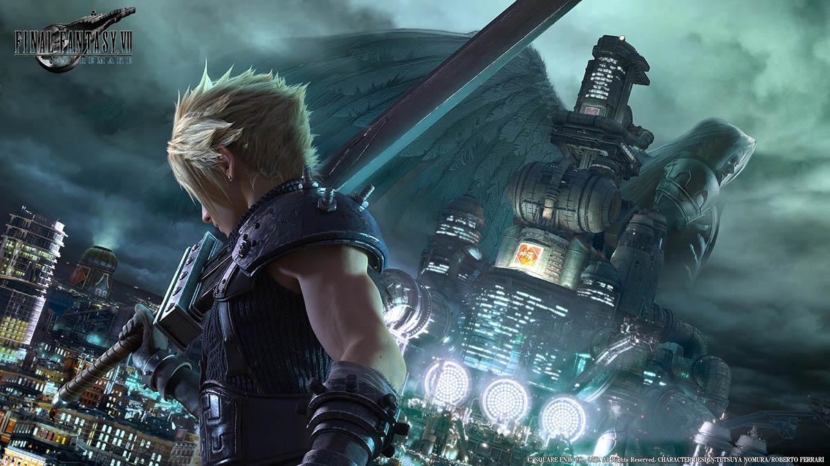 Square Enix công bố đoạn trailer mới nhất về Final Fantasy VII Remake