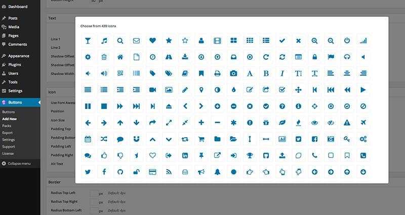Chia sẻ Font Awesome Pro v5.12.0 phiên bản mới nhất