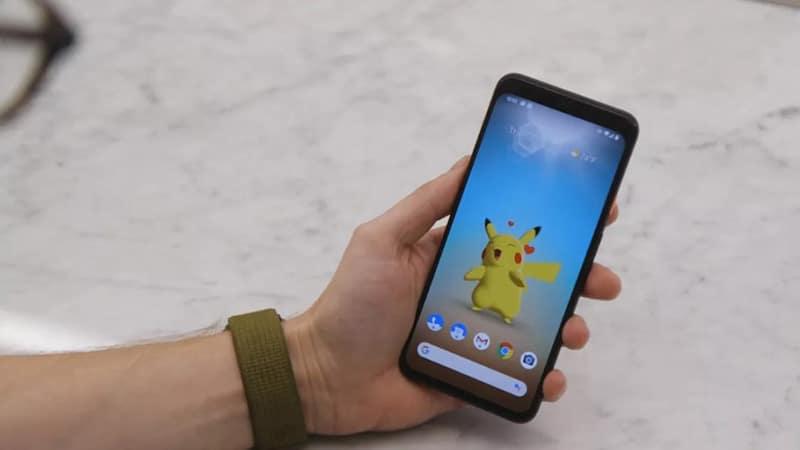 Google Pixel 4 XL được trang bị màn hình 90 Hz.