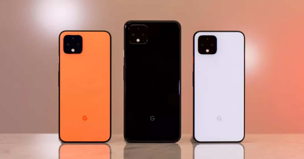 """Google Pixel 4: Siêu phẩm """"mẫu mực"""" cho Android Phone"""