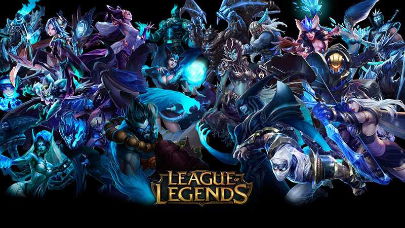 Game thể thao điện tử của năm (Esports Game of the Year)