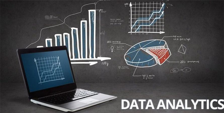 Phân tích dữ liệu được thực hiện như thế nào?