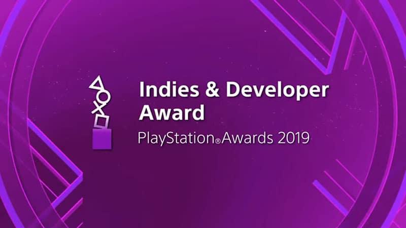 Indie & Developer Award (Giải thưởng dành cho nhà phát triển)