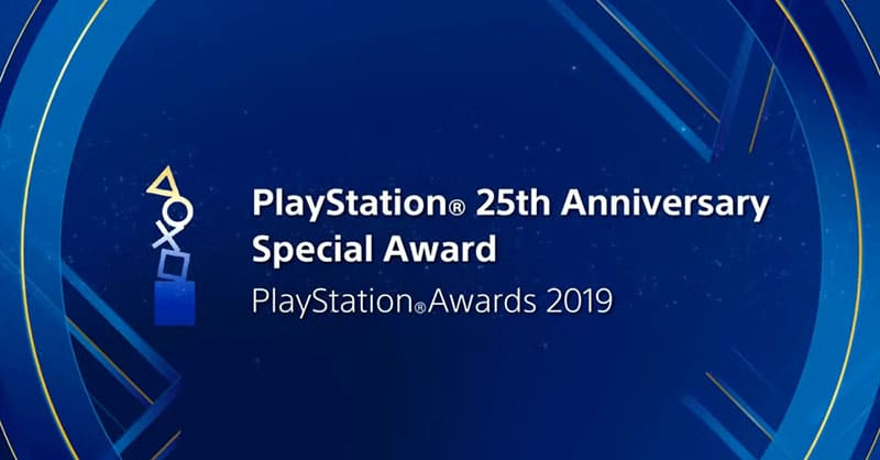 PlayStation 25th Anniversary Special Award