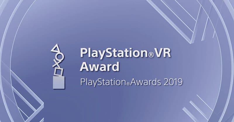 PlayStation VR Award