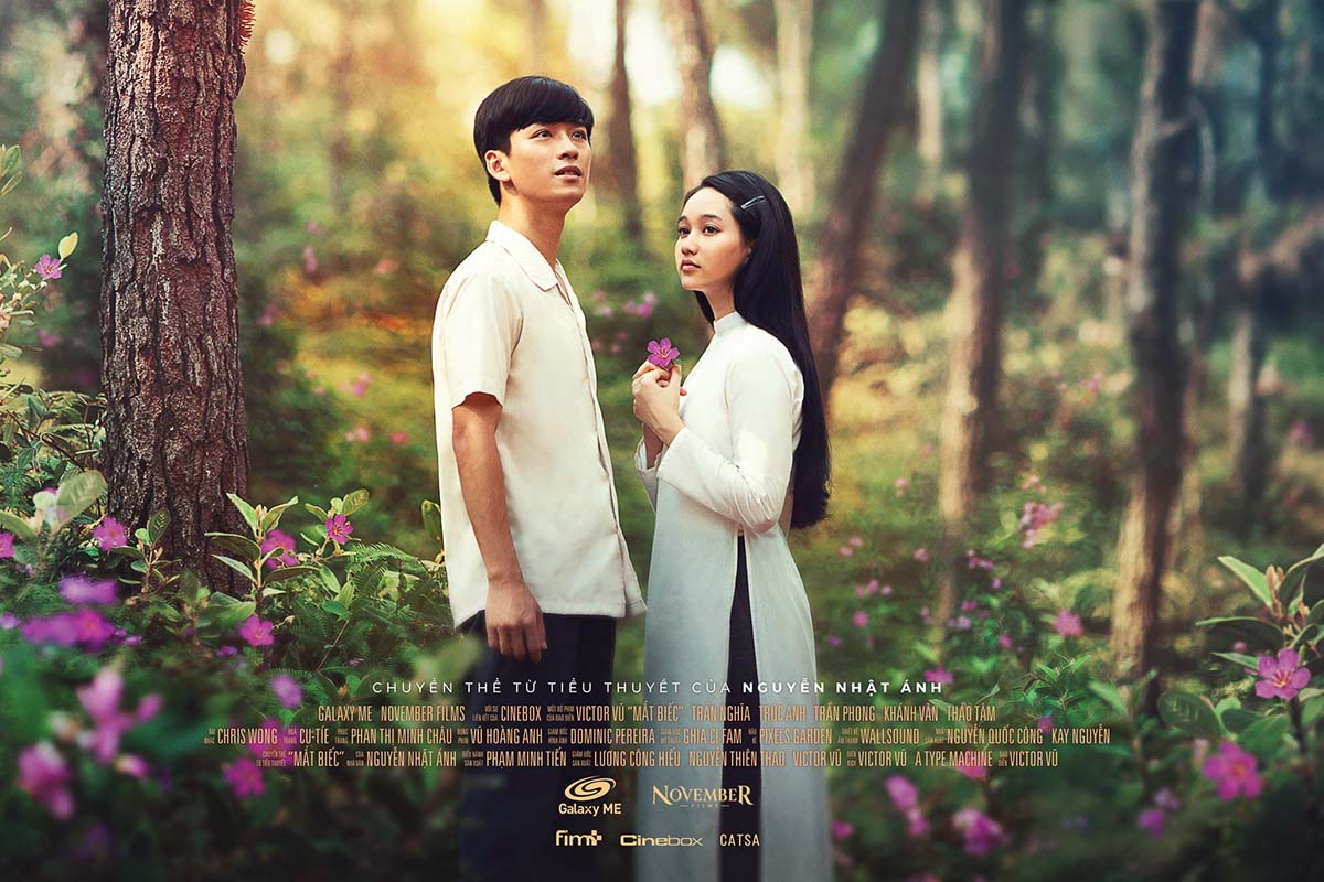 review mắt biếc - Victor Vũ