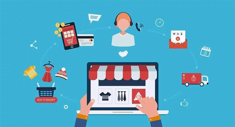 Tham gia các sàn thương mại điện tử là điều nên làm