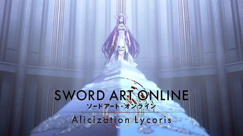 Game Sword Art Online Alicization: Lycoris
