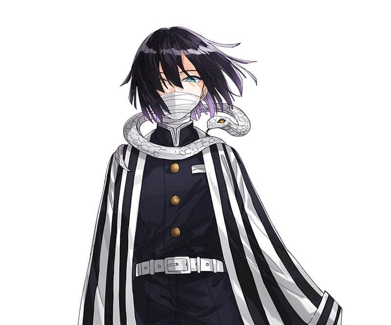 Tính cách của Iguro Obanai