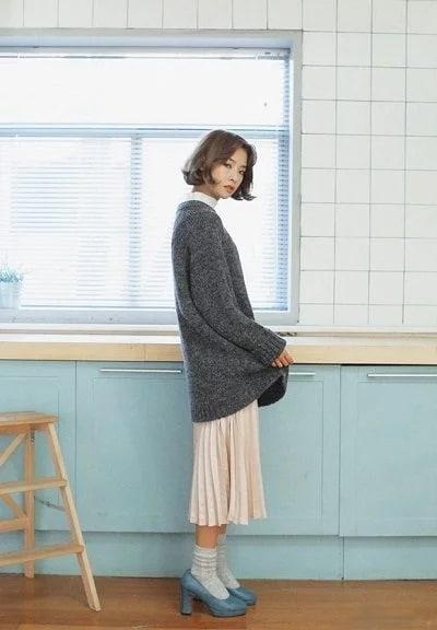 Những mẫu váy xếp ly mang đến cho các bạn nữ vẻ đẹp trẻ trung, gợi cảm, năng động, lịch lãm