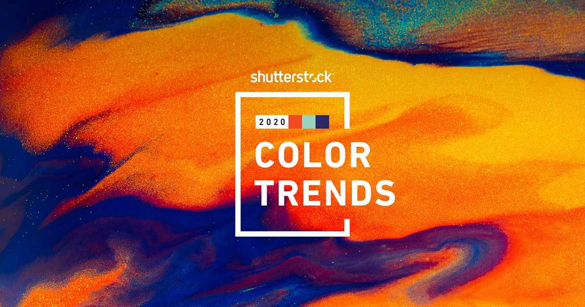 Xu hướng màu sắc 2020