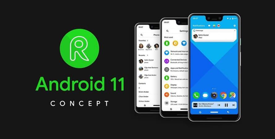 Những tính năng chờ đón trên Android 11 trong năm 2020