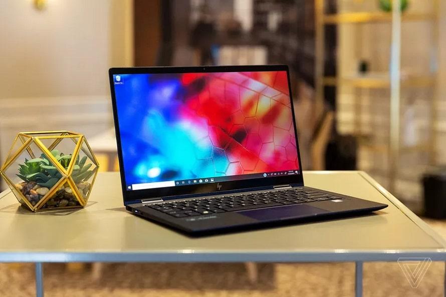 HP Elite Dragonfly G2: Chiếc laptop đầu tiên tích hợp công nghệ Tile Tracker