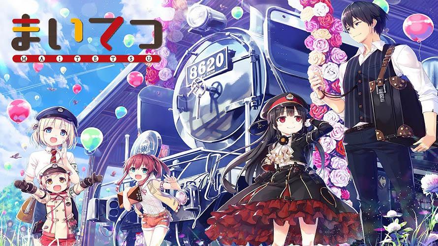 Tựa game Maitetsu sẽ được chuyển thể thành Anime