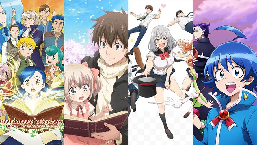 Các fan Nhật Bản mong chờ bộ anime nào nhất trong mùa đông 2020?