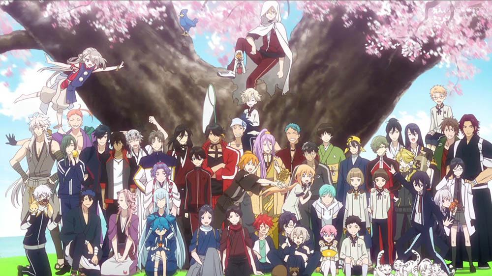 Anime Touken Ranbu: Hanamaru dự kiến sẽ có phần mới