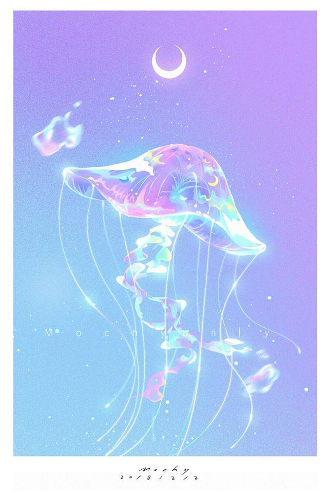 """Thưởng thức bộ ảnh """"Thời gian yên tĩnh"""" đầy màu sắc của artist Mochy"""