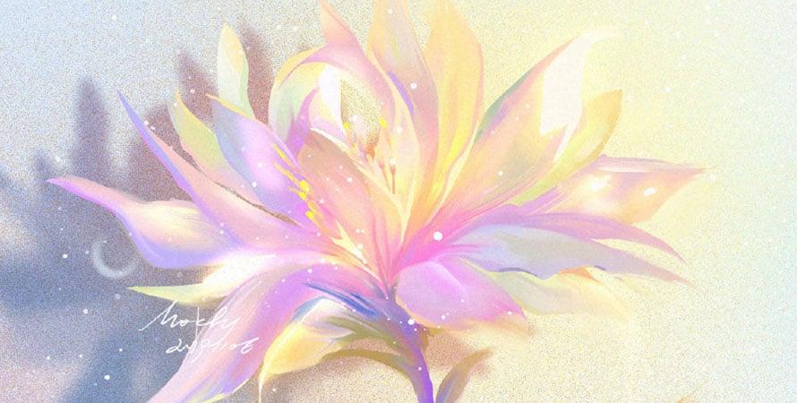"""Thưởng thức bộ ảnh """"Thời gian yên tĩnh"""" (静谧 时光) đầy màu sắc của artist Mochy"""