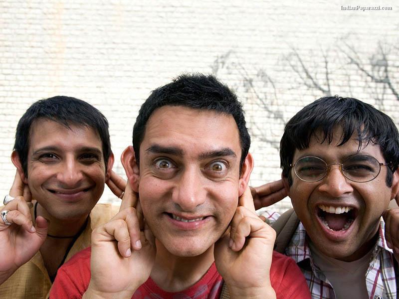 Ba chàng ngốc (3 idiots)