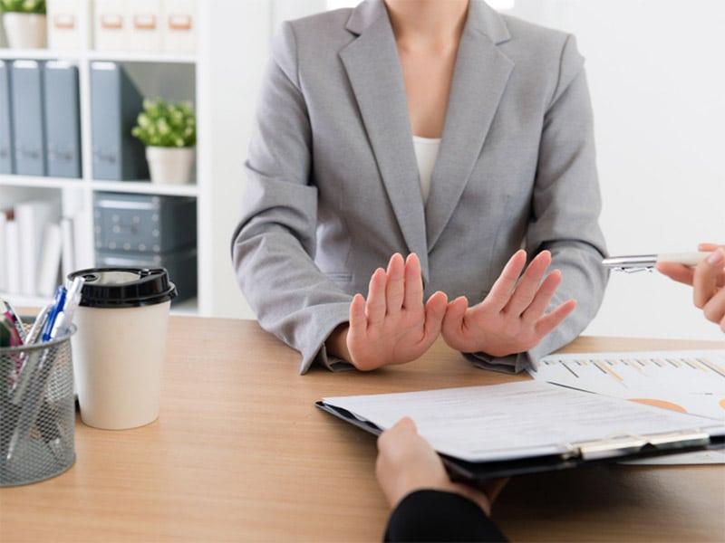 Cách từ chối khéo léo trong công việc