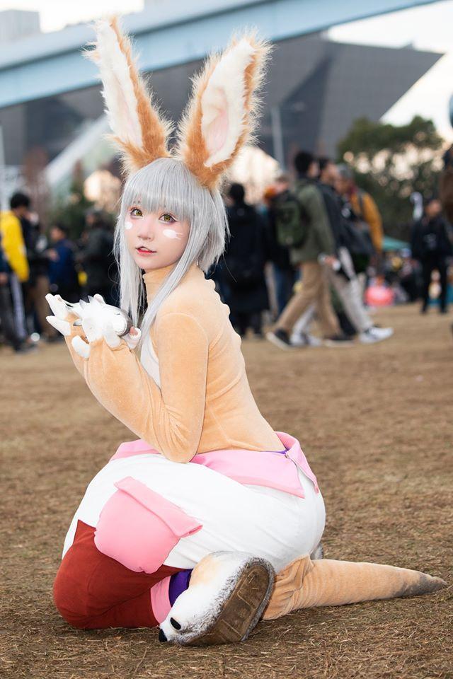 Ngắm loạt ảnh cosplay Nanachi trong anime Made in Abyss cực dễ thương