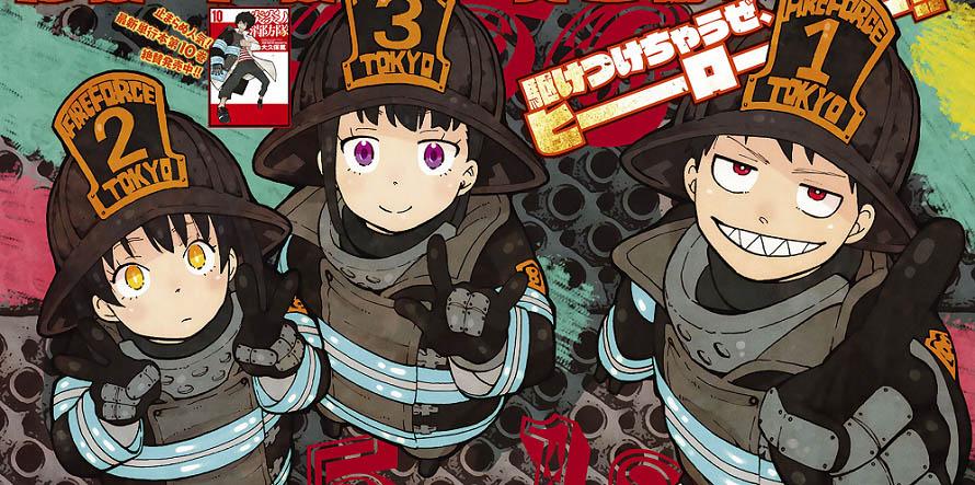 Season 2 anime Enen no Shouboutai sẽ phát sóng vào mùa hè năm 2020