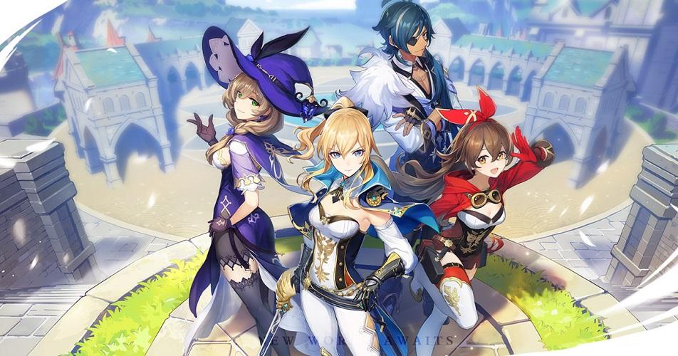 Tựa game đáng chú ý Genshin Impact đang mở đăng ký dành cho game thủ