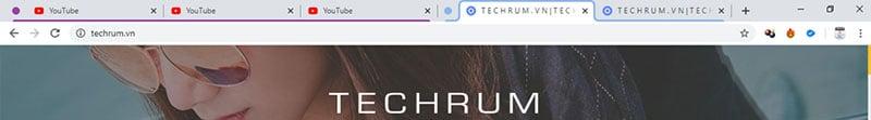 Hướng dẫn bật tính năng nhóm nhiều tab thành group theo màu trên Chrome